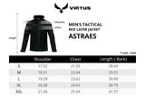 ASTRAES Jacket (MALE), VIRTUS Outdoor Group