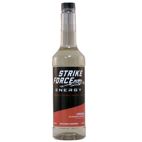 Strike Force Energy 750ml PUMP Bottle - ORIGINAL