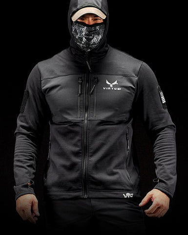HELIOS HOODED Jacket (MALE), VIRTUS Outdoor Group