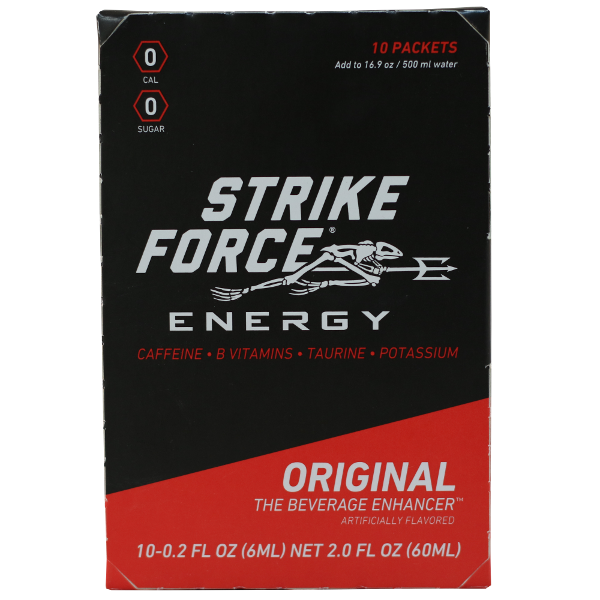ORIGINAL 'Strike Force Energy'