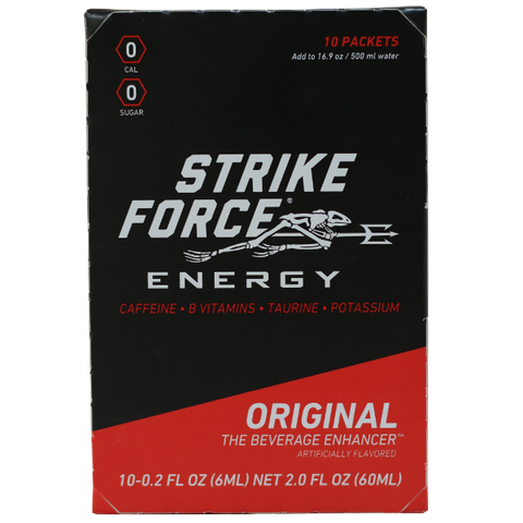 Strike Force Energy 'ORIGINAL' x10 Stick Box