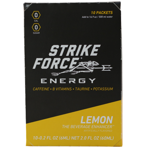 LEMON 'Strike Force Energy'