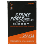 Strike Force Energy 'ORANGE' x10 Stick Box
