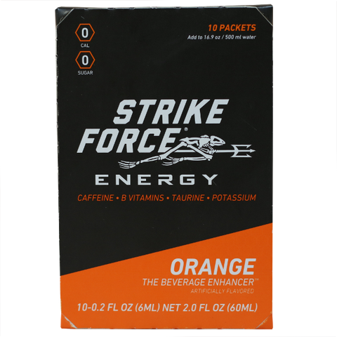 ORANGE 'Strike Force Energy'