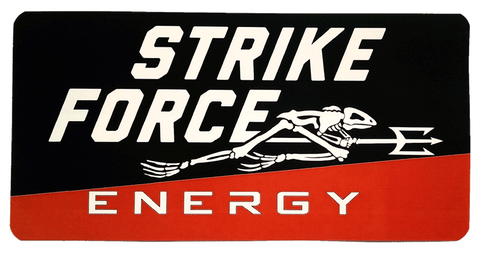 STICKER Strike Force Energy