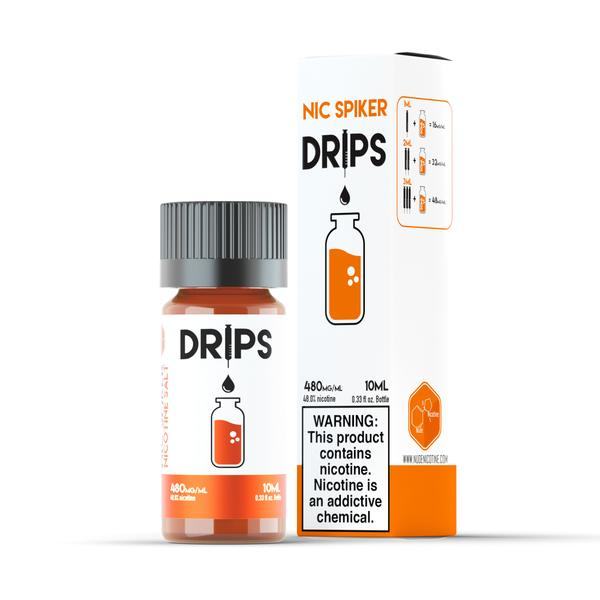 DRIPS Nicotine Salts