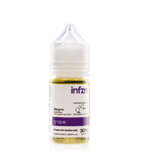 INFZN Grape Nicotine Salt eLiquid