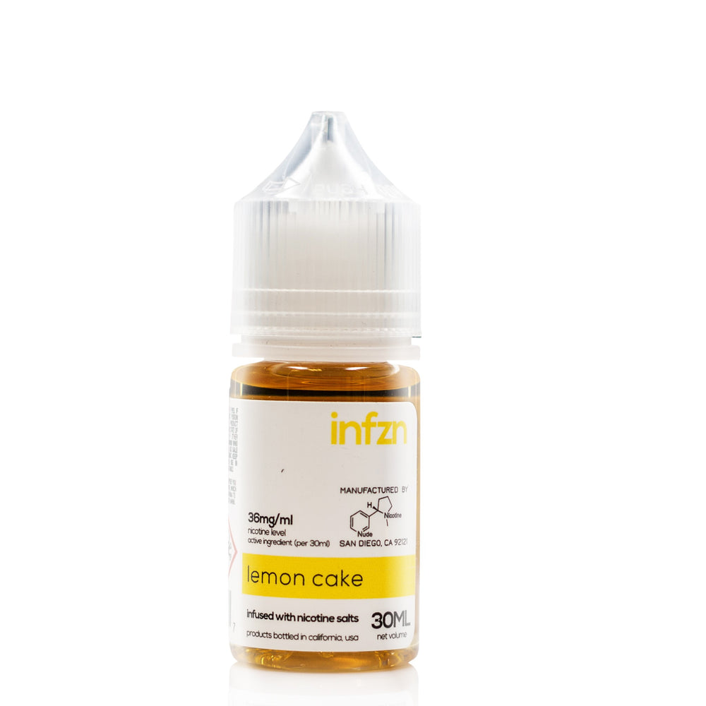 INFZN Lemon Cake Nicotine Salt eLiquid