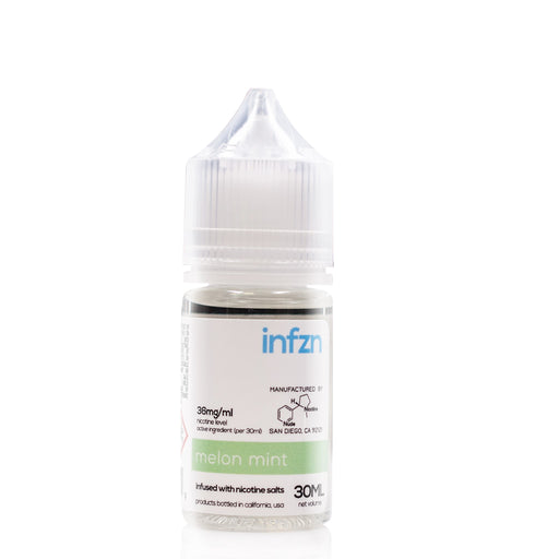 INFZN Melon Mint Nicotine Salt eLiquid