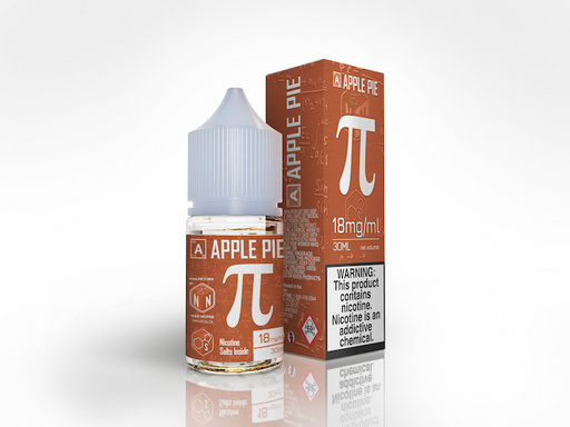 Apple Pi Nicotine Salt eLiquid