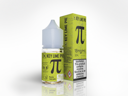 Key Lime Pi Nicotine Salt eLiquid