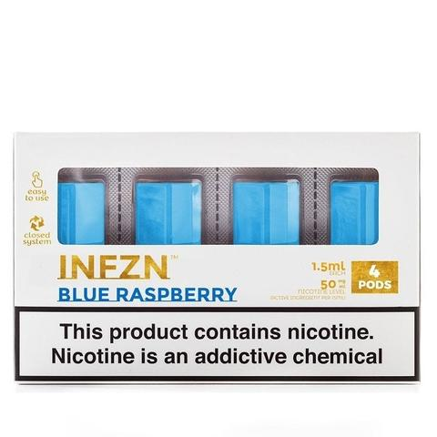 Infzn Blue Raspberry Pod Replacement
