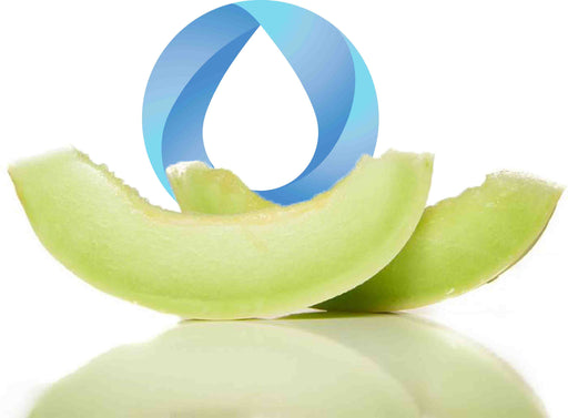 honeydew melon transparent final