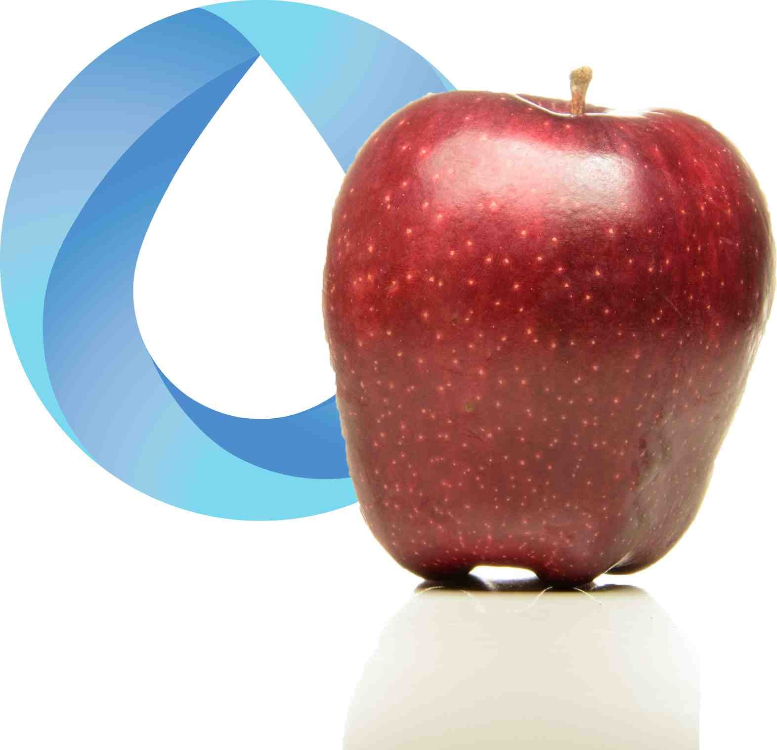 red apple transparent final