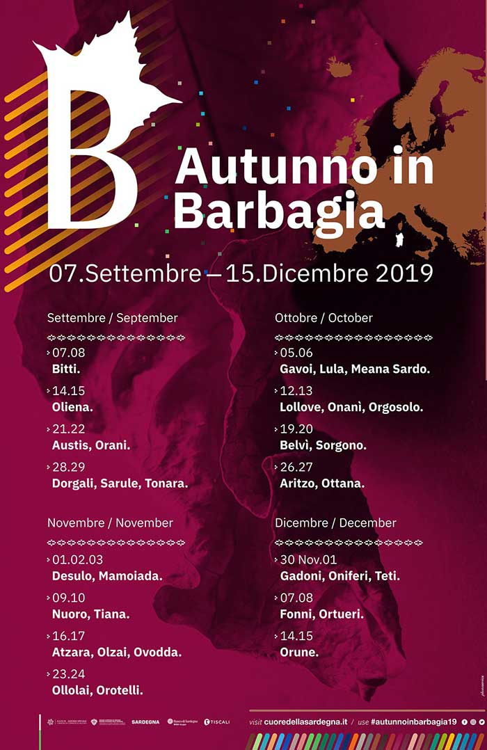 autunno in barbagia con stilesardo