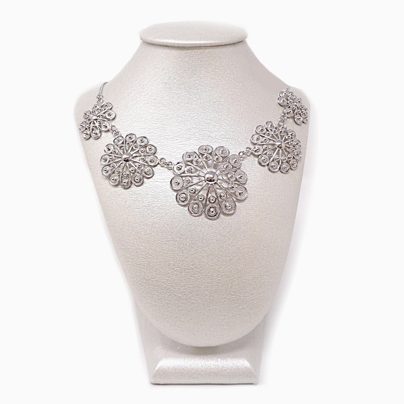 Collana in argento - art 9885