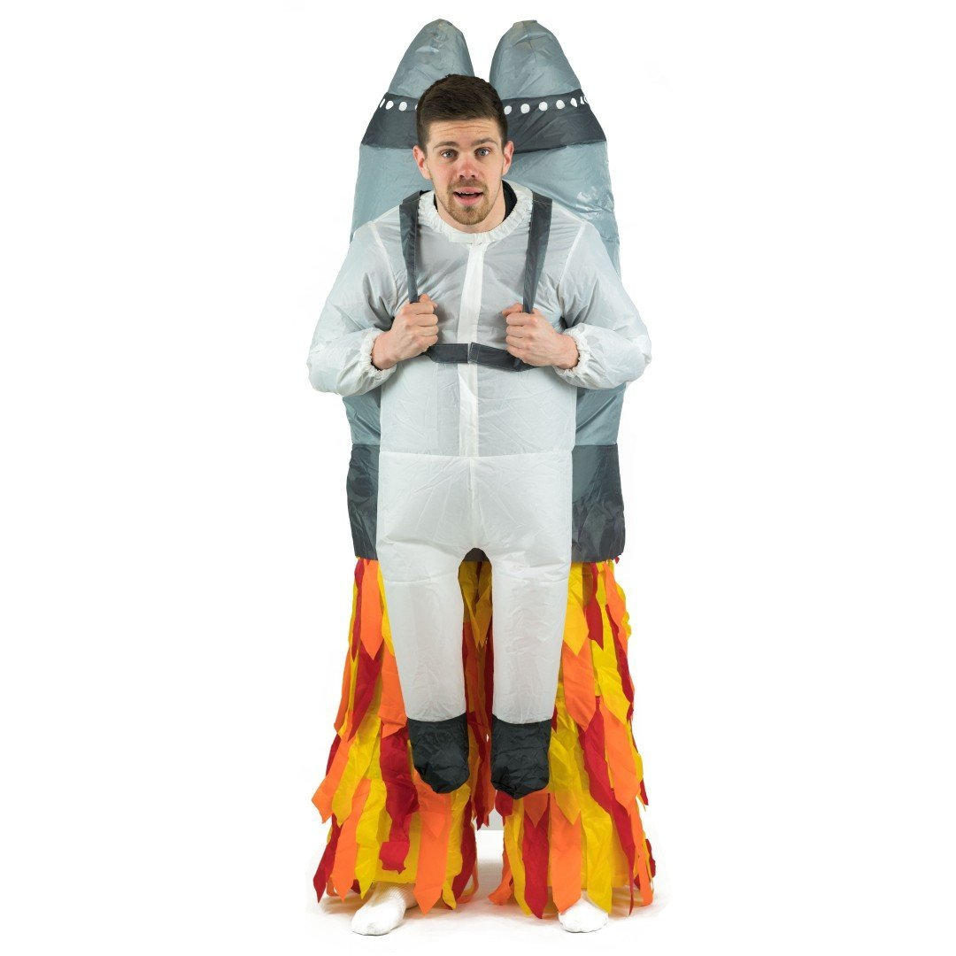 Aufblasbares Lift You Up® Jetpack Kostüm
