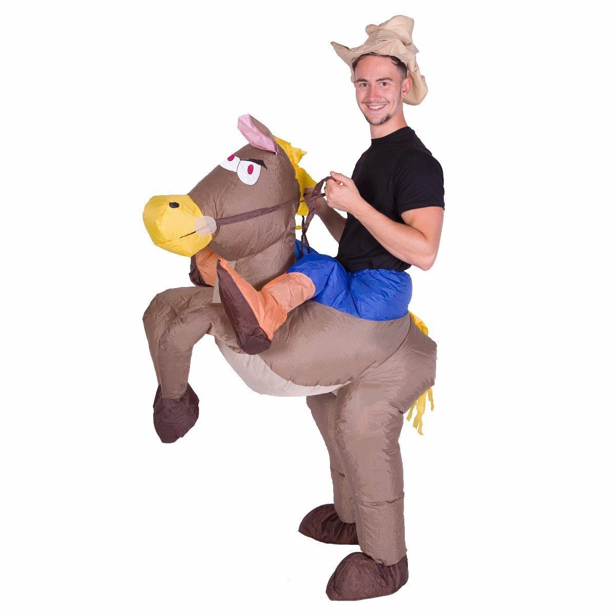 Fancy Dress - Inflatable Cowboy Costume