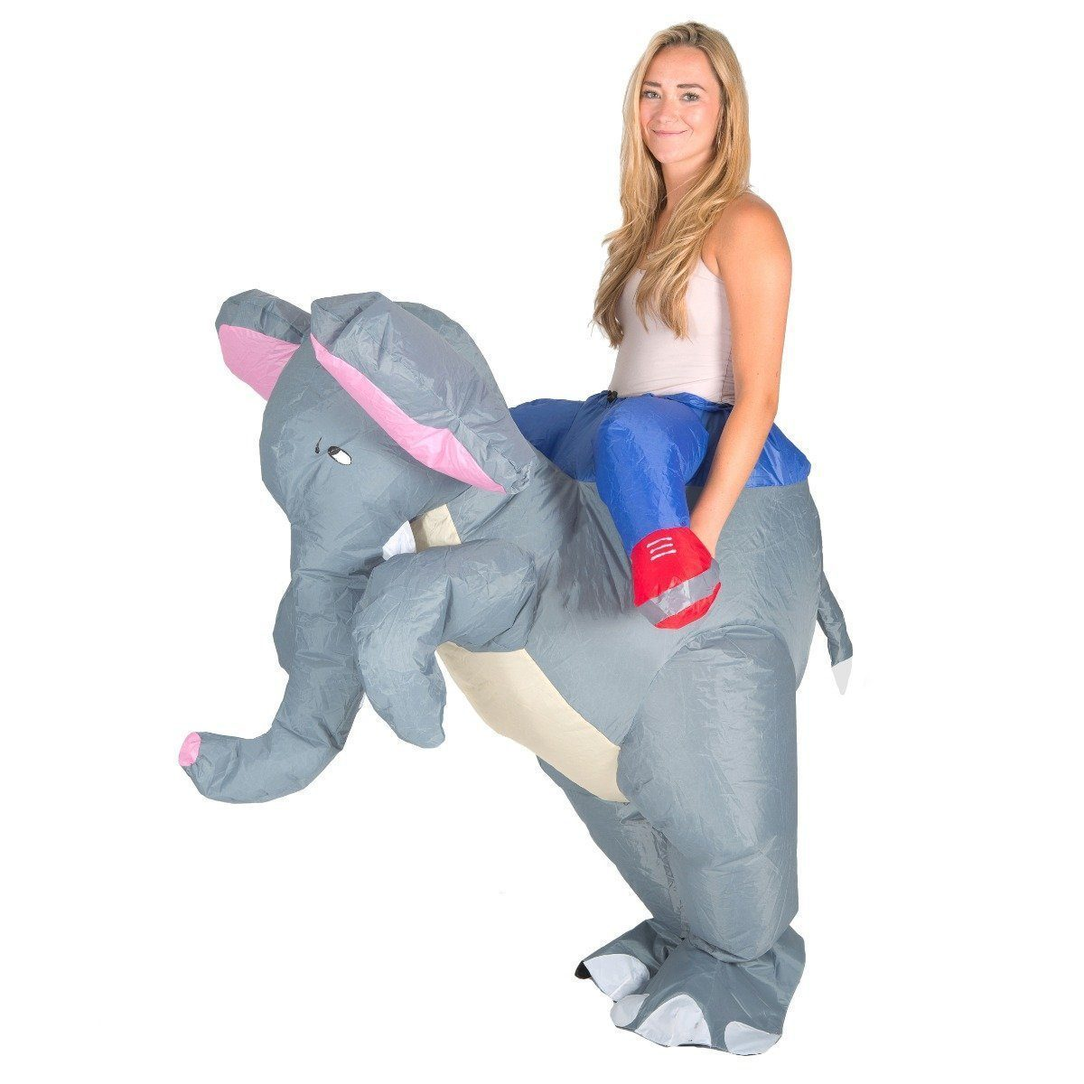 Fancy Dress - Inflatable Elephant Costume