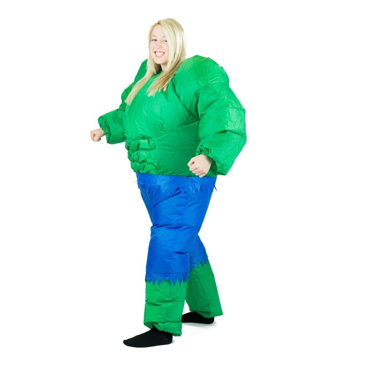 Fancy Dress - Inflatable Hulk Costume