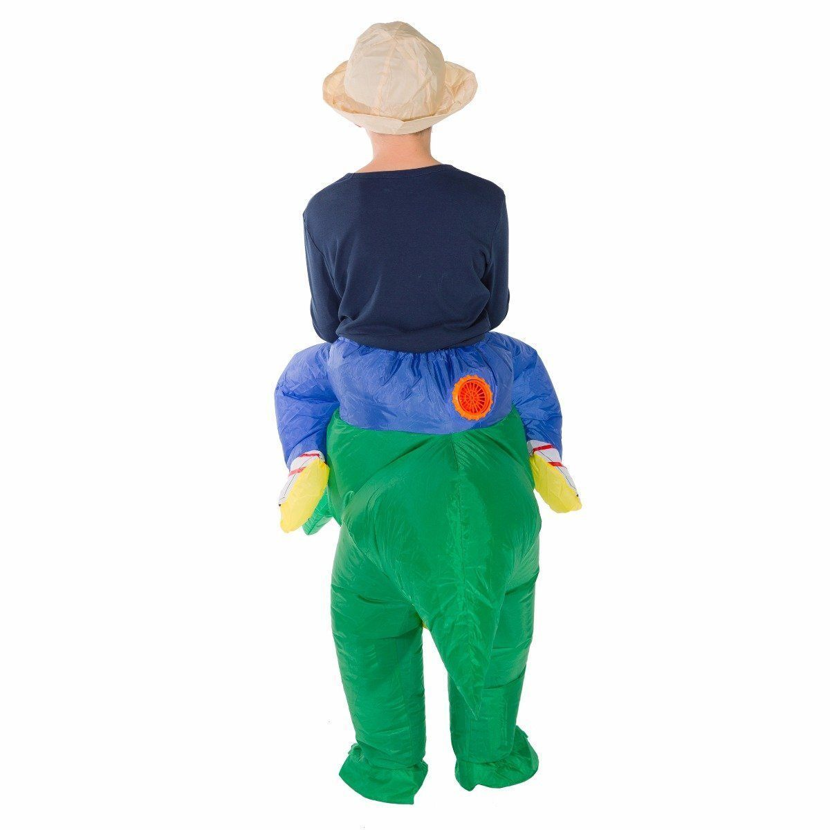 Fancy Dress - Kids Inflatable Dinosaur Costume