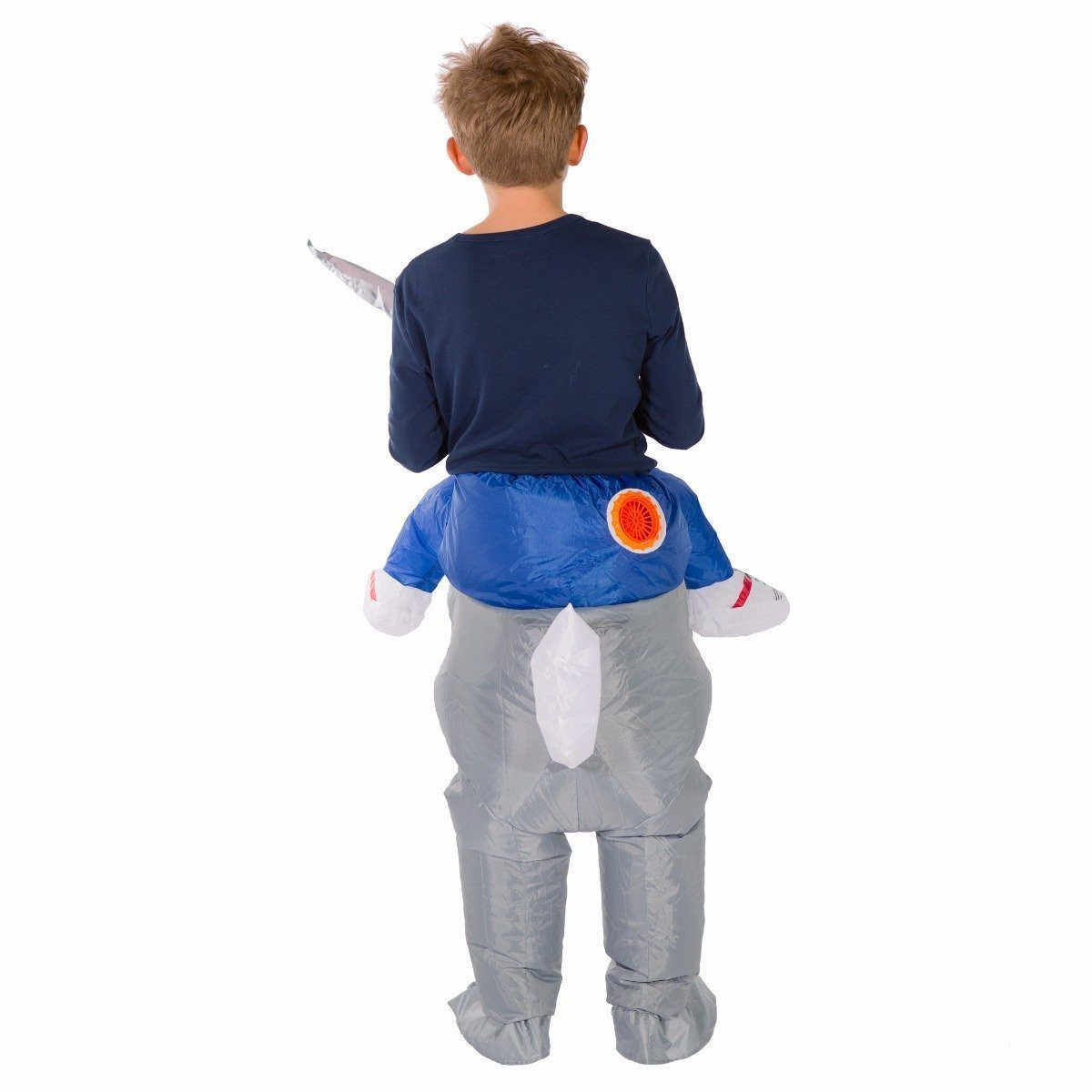 Fancy Dress - Kids Inflatable Rabbit Costume