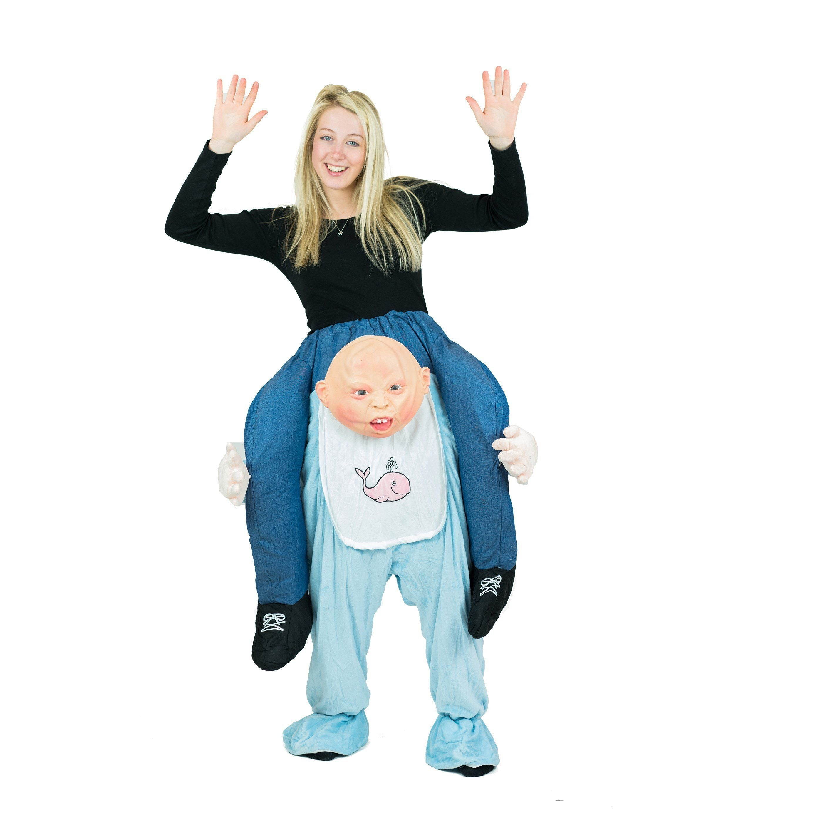 Fancy Dress - Piggyback Baby Costume
