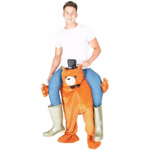 Fancy Dress - Piggyback Bear Costume