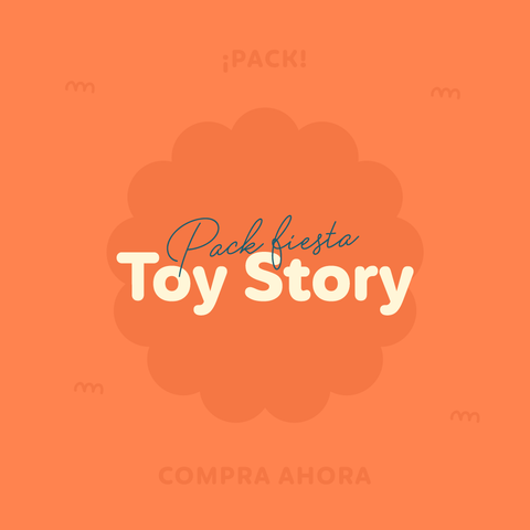 Pack Fiesta toy Story