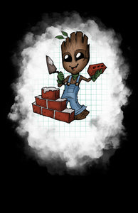 Bricklayer Groot