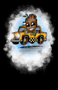 Cab Driver Groot