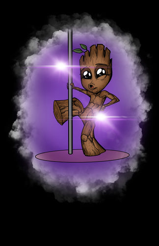 Exotic Dancer Groot