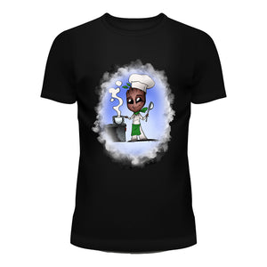 Kitchen Cook Groot T-Shirt