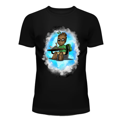 Student Groot T-Shirt