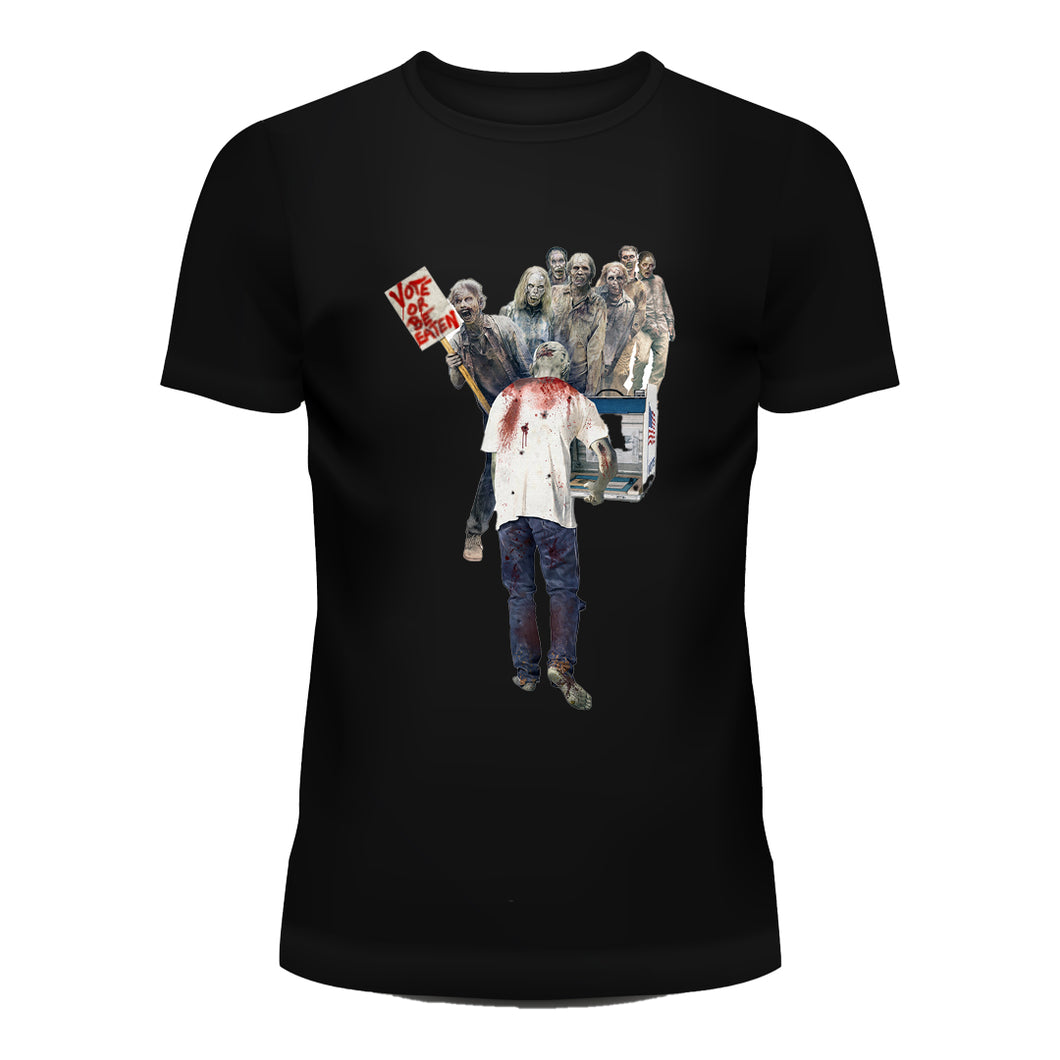 Zombies Voting T-Shirt