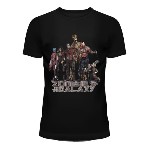 Zombies of the Galaxy T-Shirt