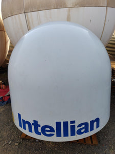 Intellian V130 Series Ku Band Vsat Antenna. Model : V1-131-23W. Made in Korea