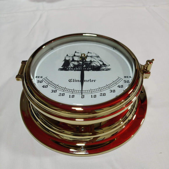 Oil Damped Inclinometer