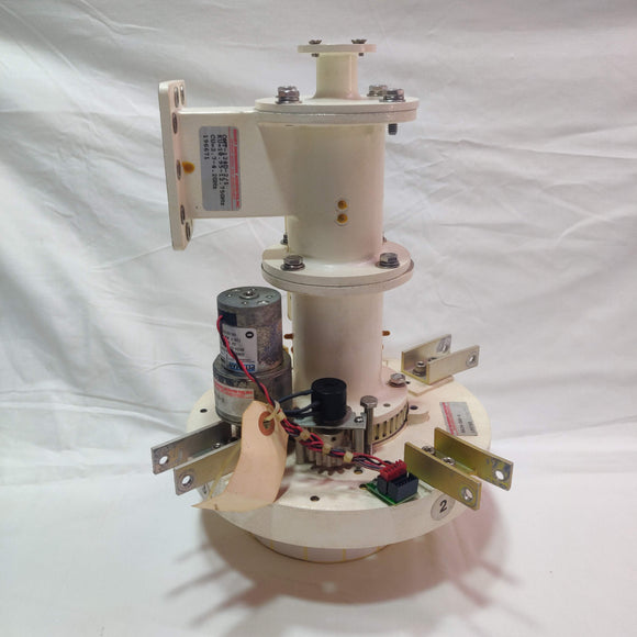 4 Port C/Ku Band Motorized Feed Assembly, Seavey ESR-124D