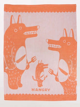 Load image into Gallery viewer, Tea towel - Hangry