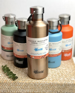 Cheeki insulated bottle