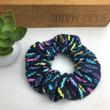 Load image into Gallery viewer, Scrunchie - Blues