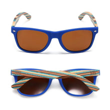 Load image into Gallery viewer, Bronte Sunglasses Blue