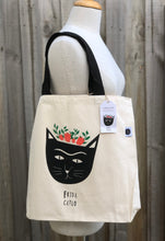Load image into Gallery viewer, Tote bag - Frida Catlo
