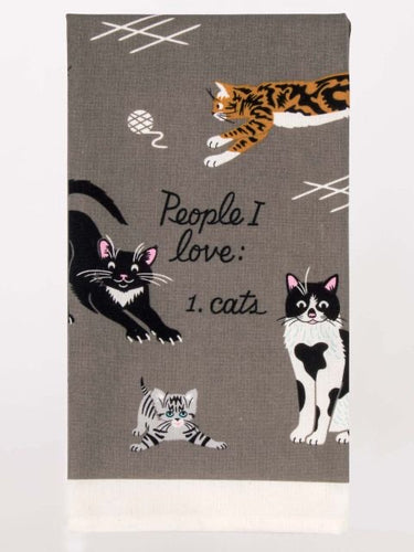 Tea towel - People I love