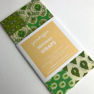 Beeswax wrap Size M