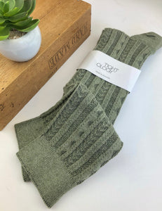 Tevere long socks