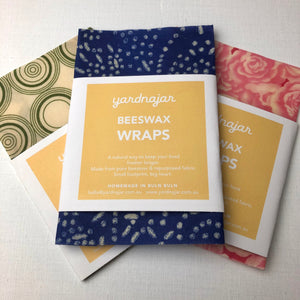 Beeswax wrap Size S
