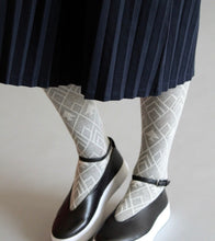 Load image into Gallery viewer, Riviera cotton tights