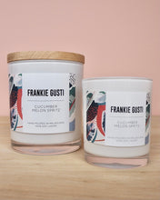 Load image into Gallery viewer, Signature Frankie candle - Cucumber Melon Spritz
